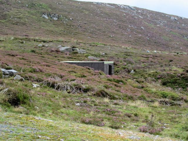 'Luncheon Hut', Tarnsyke Clough
