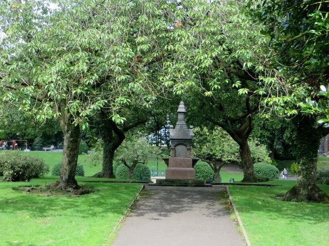 Hare Hill Park, Littleborough
