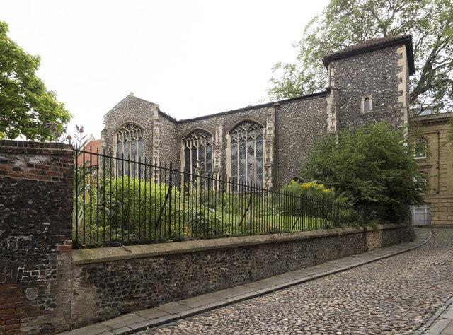 St Peter Hungate, Norwich