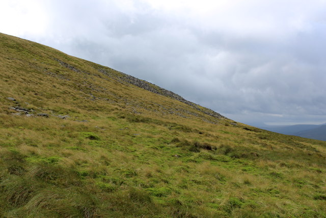 Summit Flanks of Lovely Seat