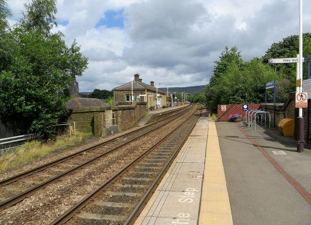Littleborough railway station