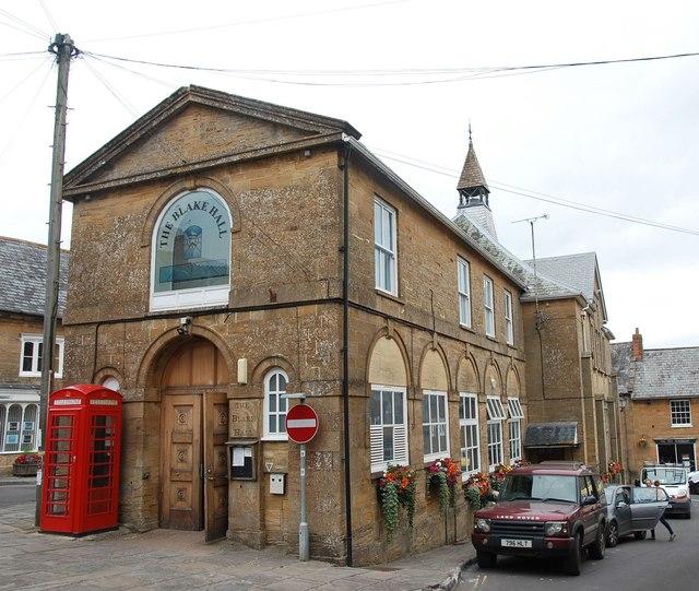 Blake Hall, South Petherton