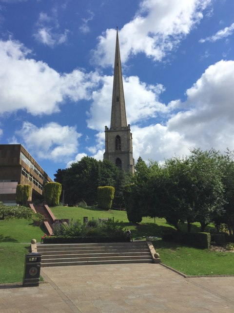 Glover's Needle - the Spire of St.Andrew's