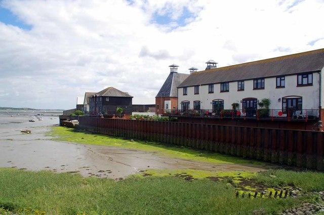 Maltings Wharf