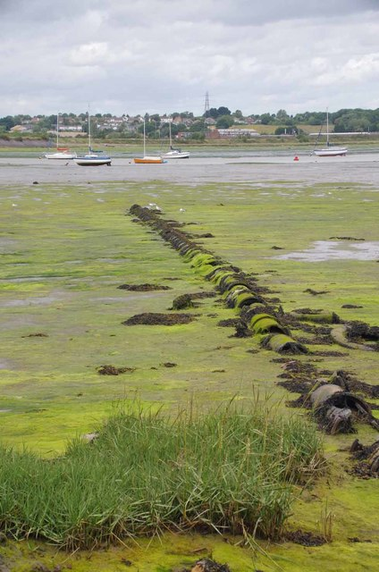 Old Outfall at Manningtree