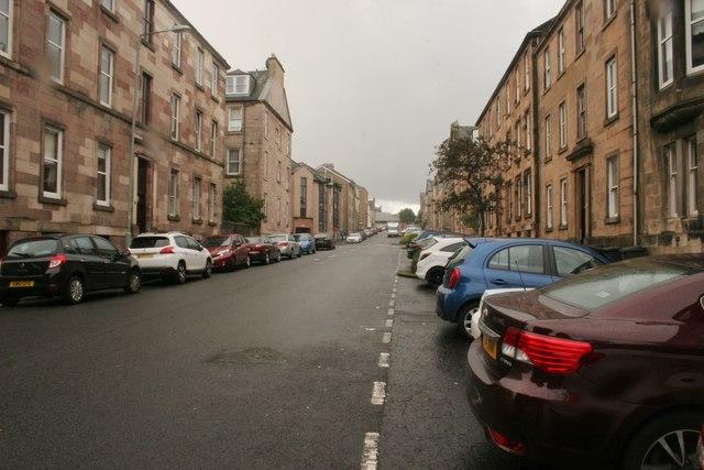 Kelly Street, Greenock