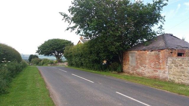 Stonepit Lane at Cliffe House Farm