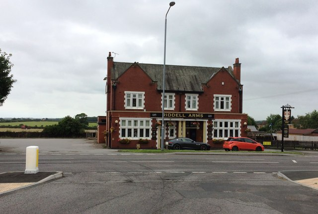 The Riddell Arms in Carlton-in-Lindrick
