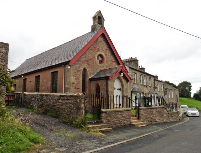 Methodist Chapel, Nateby