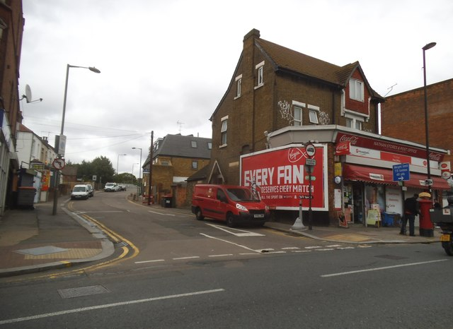 West Hendon Post Office