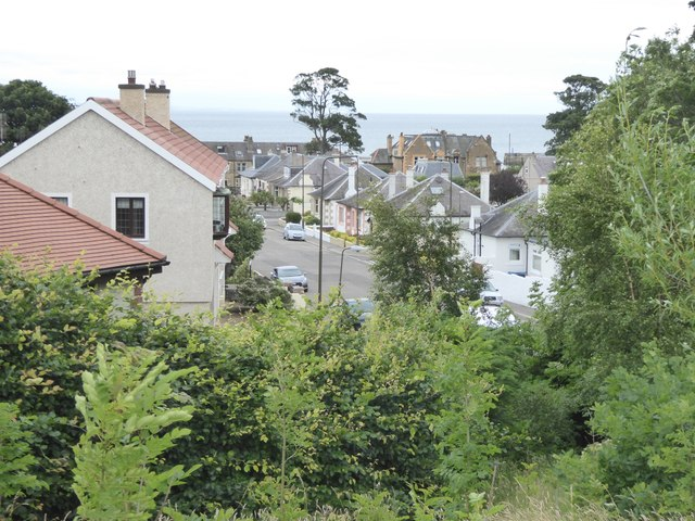 Houses in the Newhailes area of Musselburgh