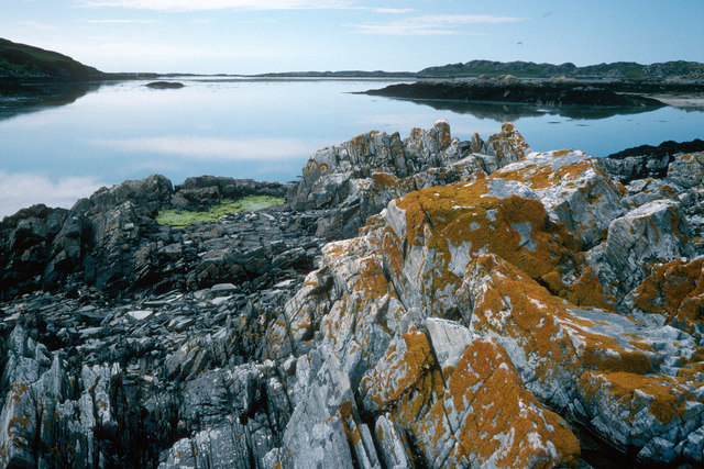 The Strand between Colonsay and Oronsay