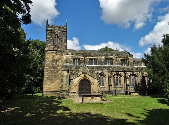 The Church of St Michael and Our Lady