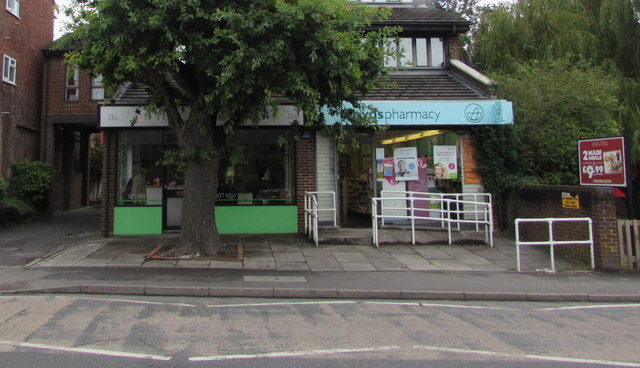 Lloyds Pharmacy, 21 Hursley Road, Chandler's Ford