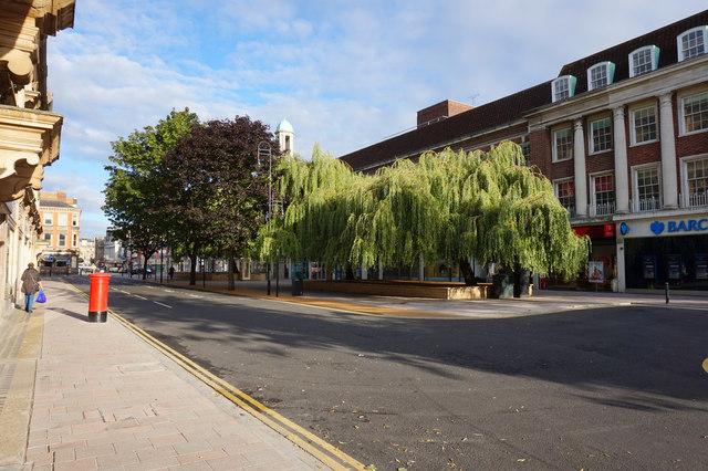 Paragon Street, Hull