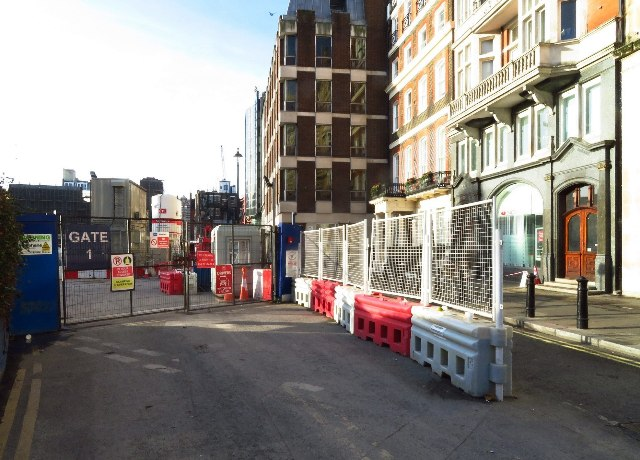 Tenterden Street