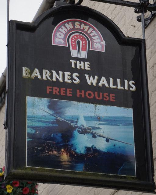 The Barnes Wallis, North Howden