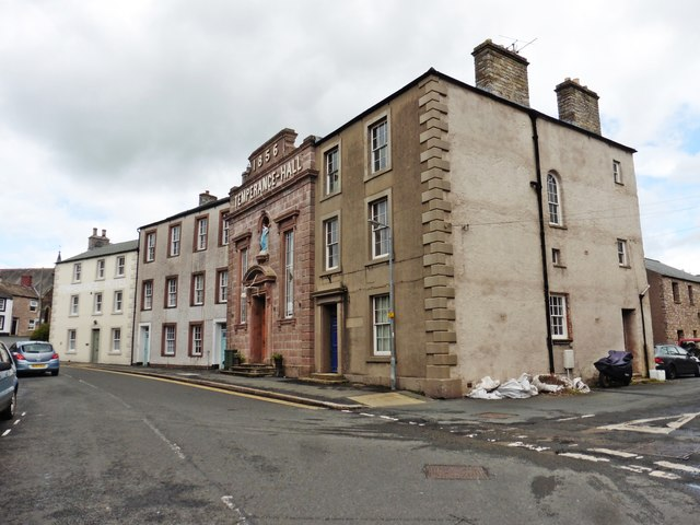 Temperance Hall, Kirkby Stephen