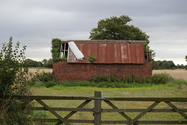 Barn off Wood Lane, North Howden