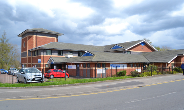 Primary Care Centre and Dental Surgery, Willenhall, southeast Coventry
