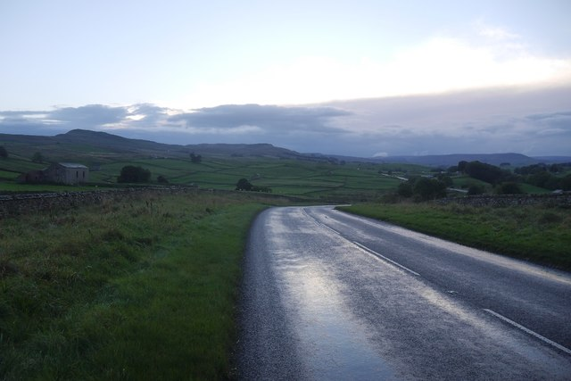 A684, Wensleydale