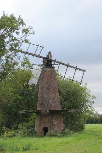 Brickyard Farm Windmill