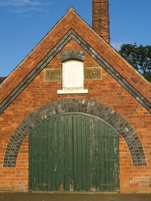South St Pumping Station Owston Ferry Isle of Axholme North Lincolnshire