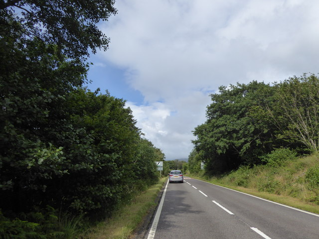 A828 north of Kentallen
