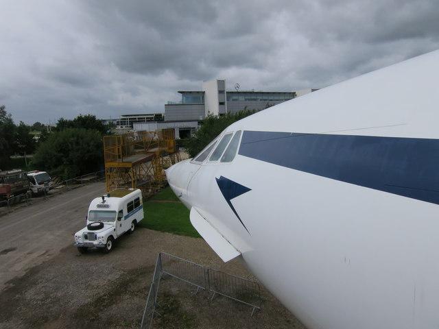 Concorde, Brooklands Museum