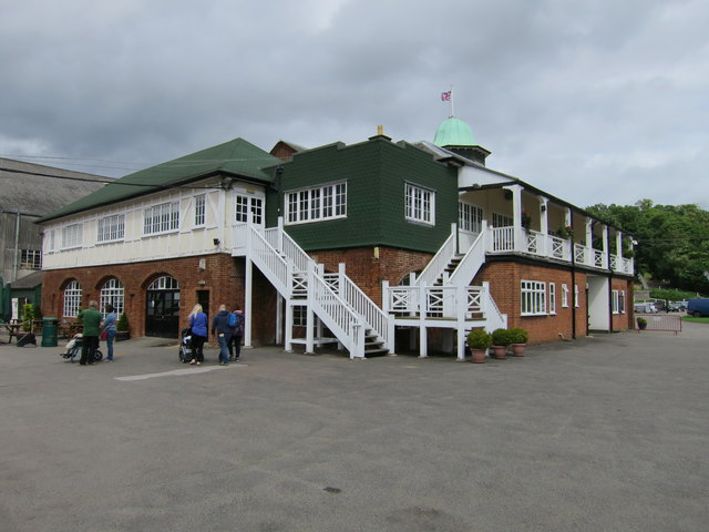 The Clubhouse, Brooklands Museum