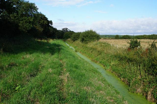 Featherbed Lane off Wood Lane