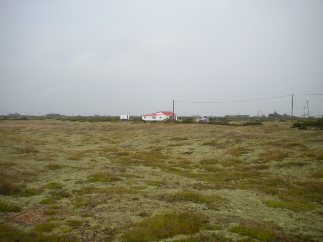 Isolated house, Dungeness