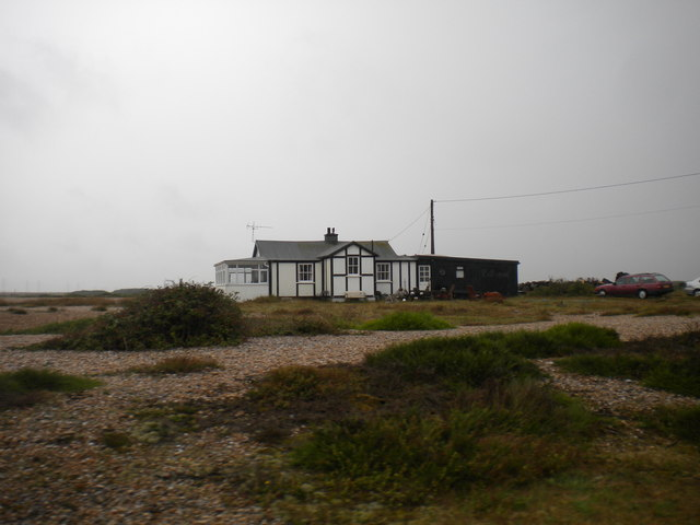 House, Dungeness