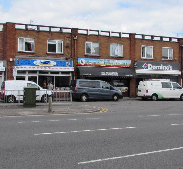 Glorious Food Cafe, Rumney, Cardiff