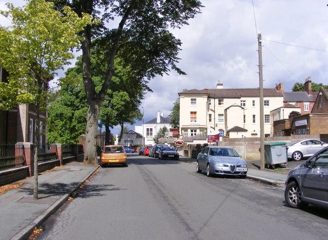 Merridale Lane View