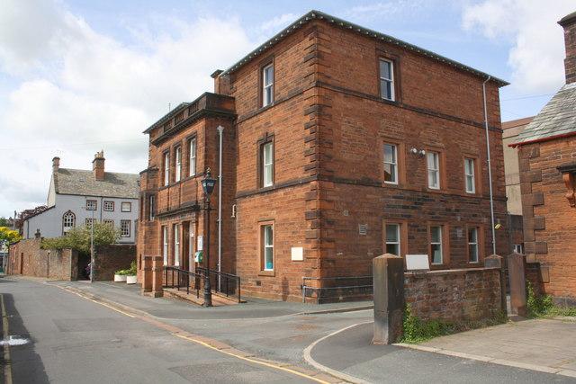 Police Station, Hunter's Lane
