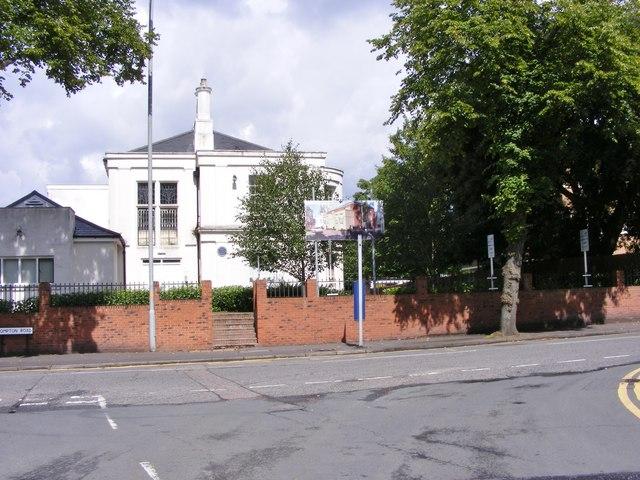 Merridale Lane Junction