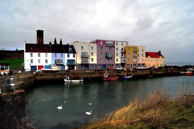St Andrews Harbour, Fife