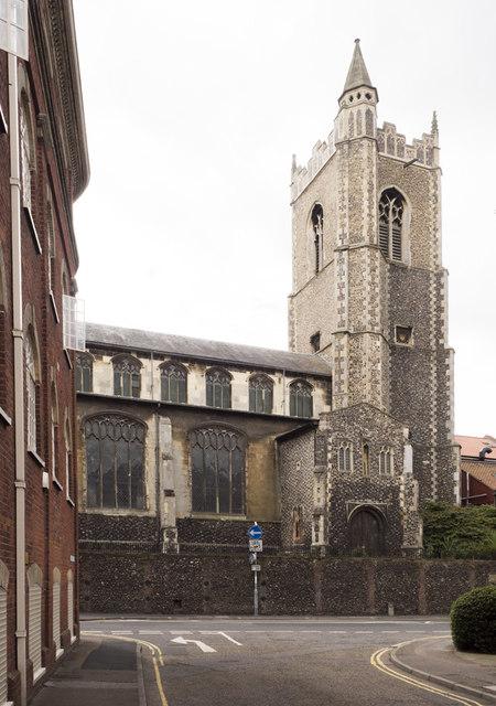 St Lawrence, Norwich