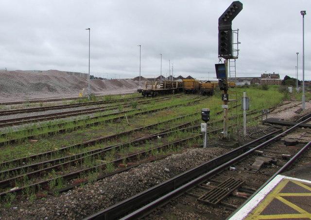 Eastleigh sidings