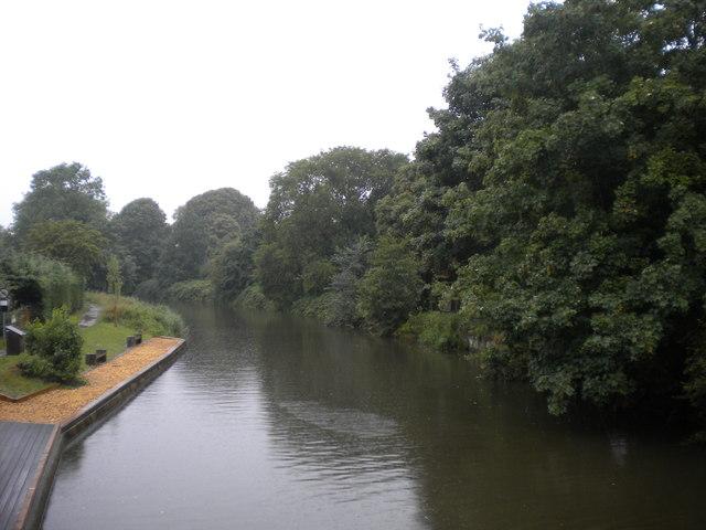 Royal Military Canal, Hythe
