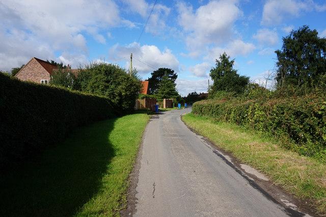 Ings Lane, Spaldington