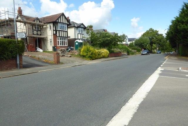 St Andrew's Road, Malvern