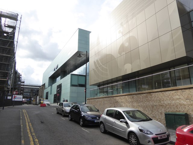 Buildings of the Glasgow School of Art