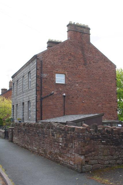 Beacon Street houses