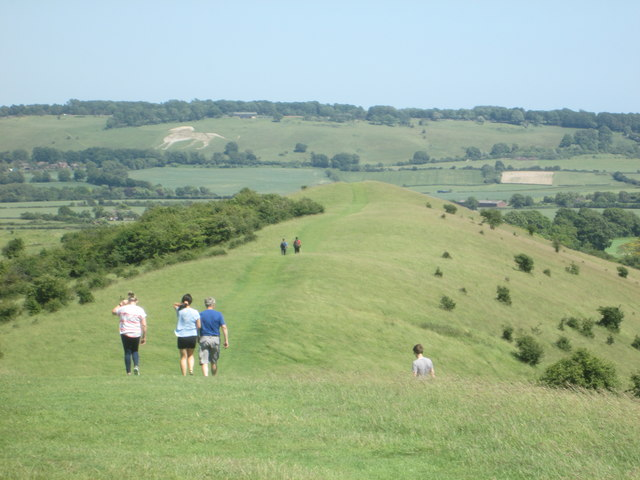 Walking towards Gallows Hill