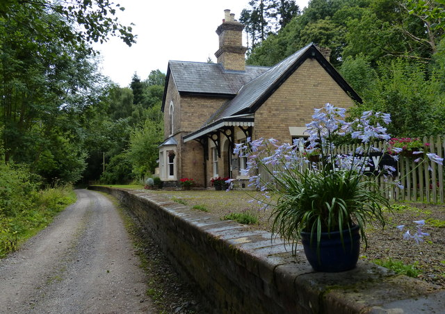 The former Linley Station