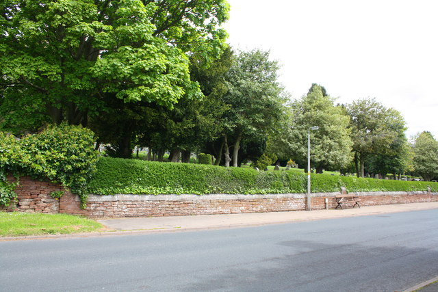 Cemetery, Beacon Edge