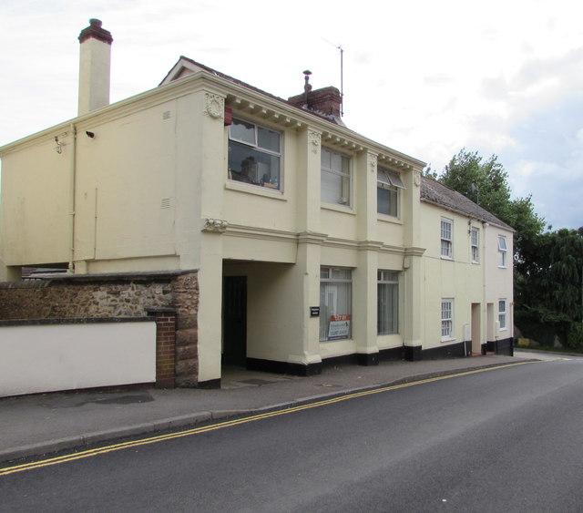 Pegasus House, King Street, Honiton