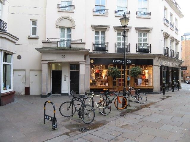 Gallery 28 - Avery Row